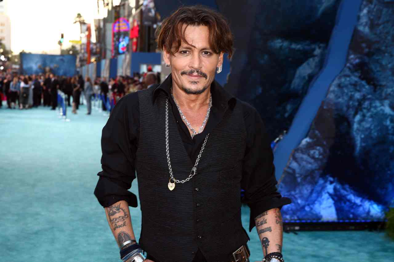 Johnny Depp Batman