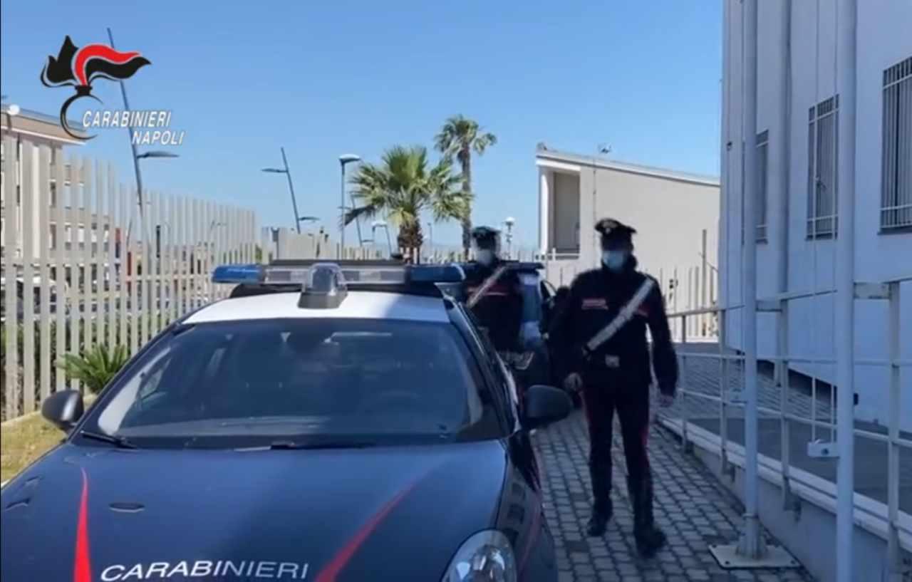Napoli arresti