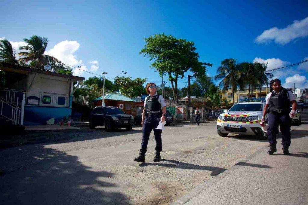 Polizia Caraibi
