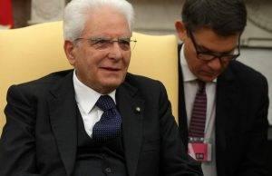 Sergio Mattarella Stazzema