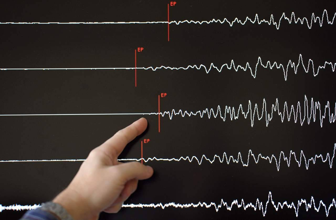Terremoto Oceano Atlantico