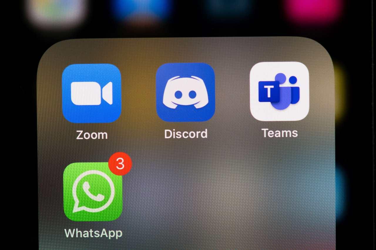 WhatsApp chiamate anonime