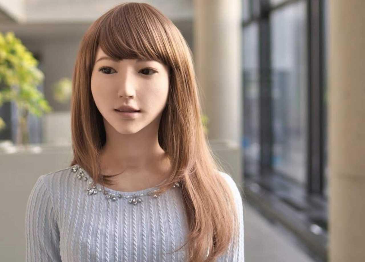 erica attrice robot
