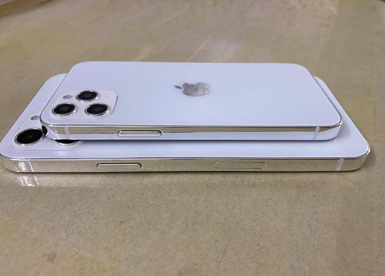 iPhone batteria