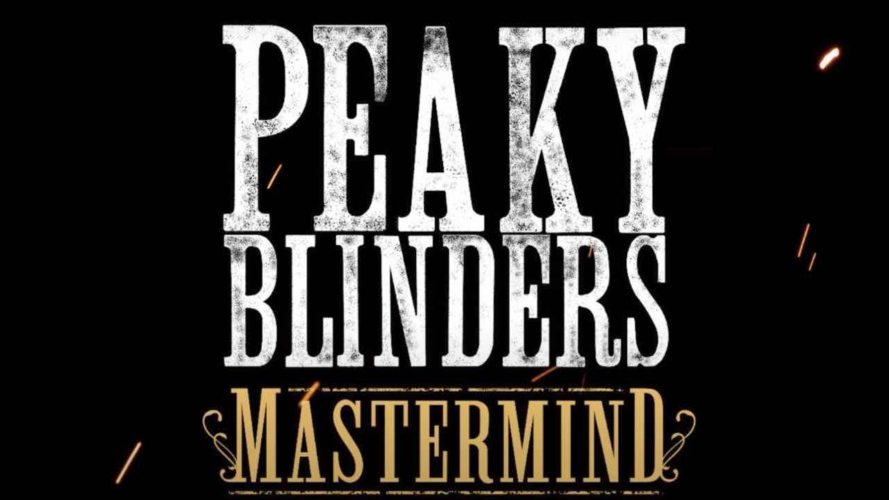 peaky blinders videogioco