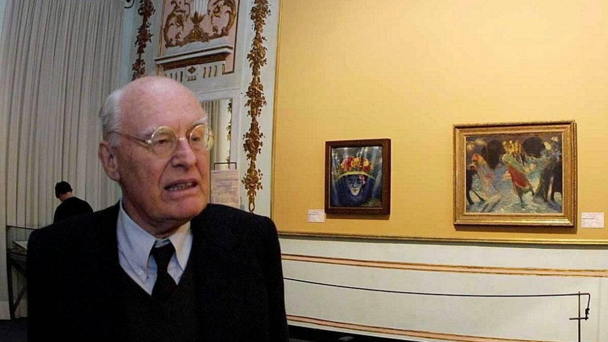 Addio a Maurizio Calvesi, storico e critico dell'arte