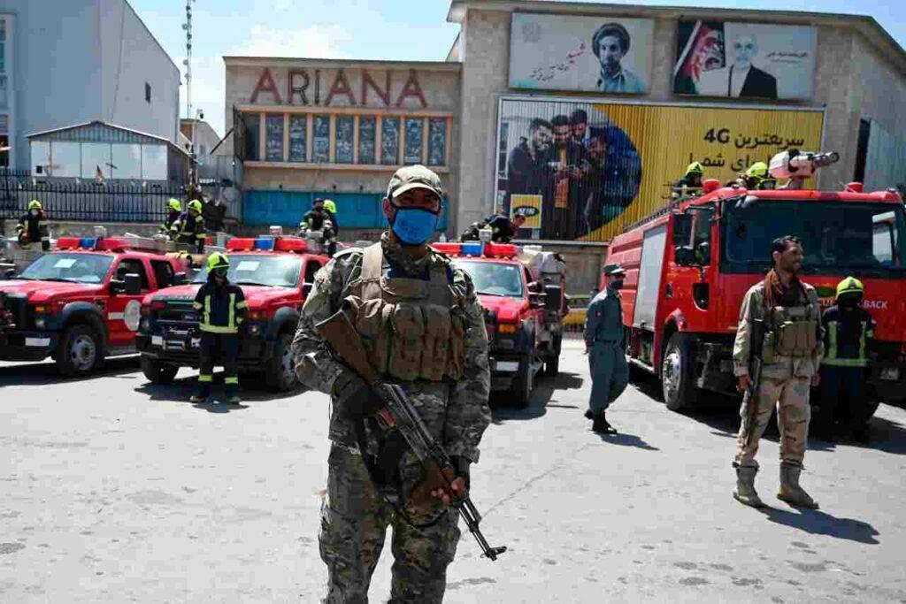 Afghanistan autobomba