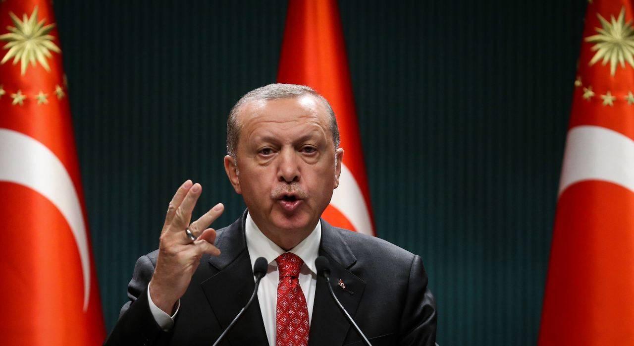 turchia lira erdogan