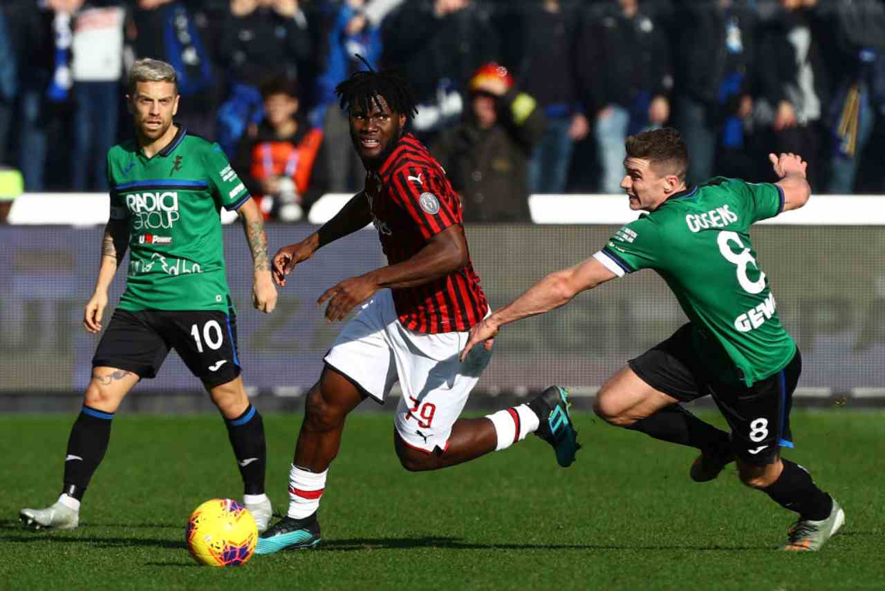 Milan-Atalanta, streaming gratis: dove vedere l'anticipo di Serie A