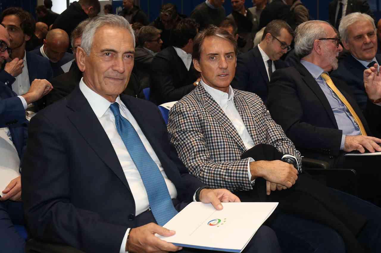 Gravina e Mancini