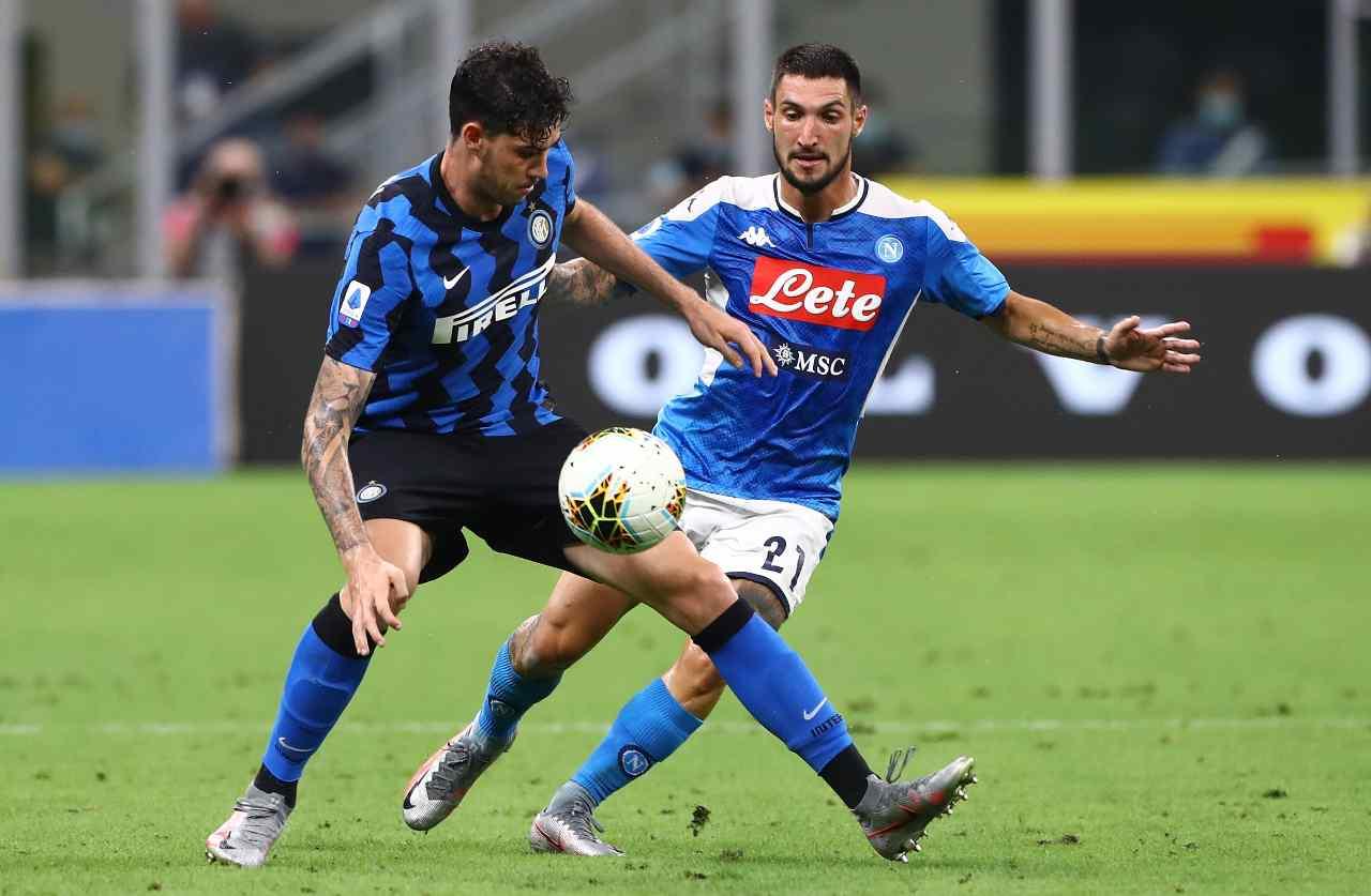 Inter-Napoli streaming gratis