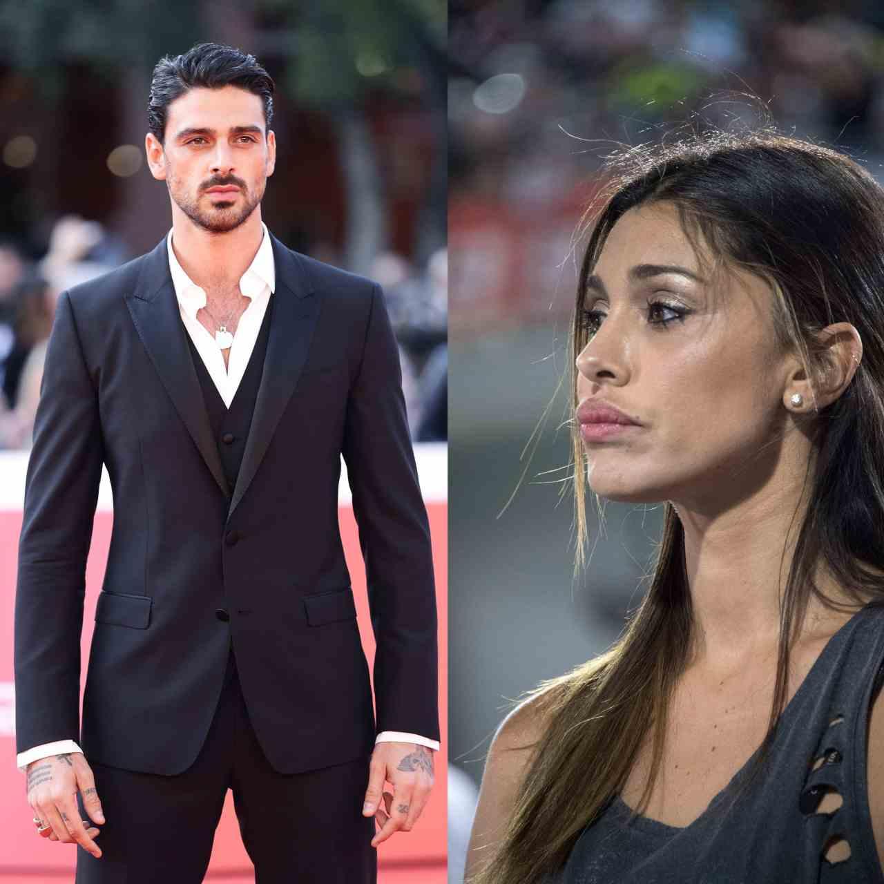 Michele Morrone e Belen Rodriguez