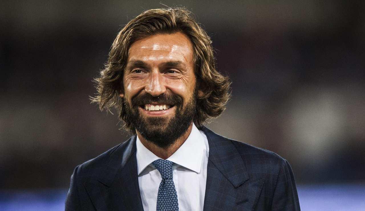 È Andrea Pirlo il nuovo allenatore della Juve