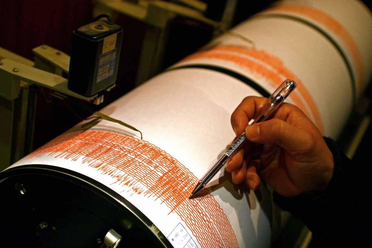 Terremoto Sudafrica