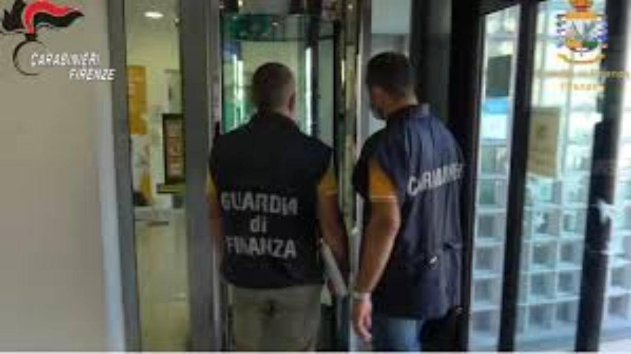 carabinieri e guardia di finanza