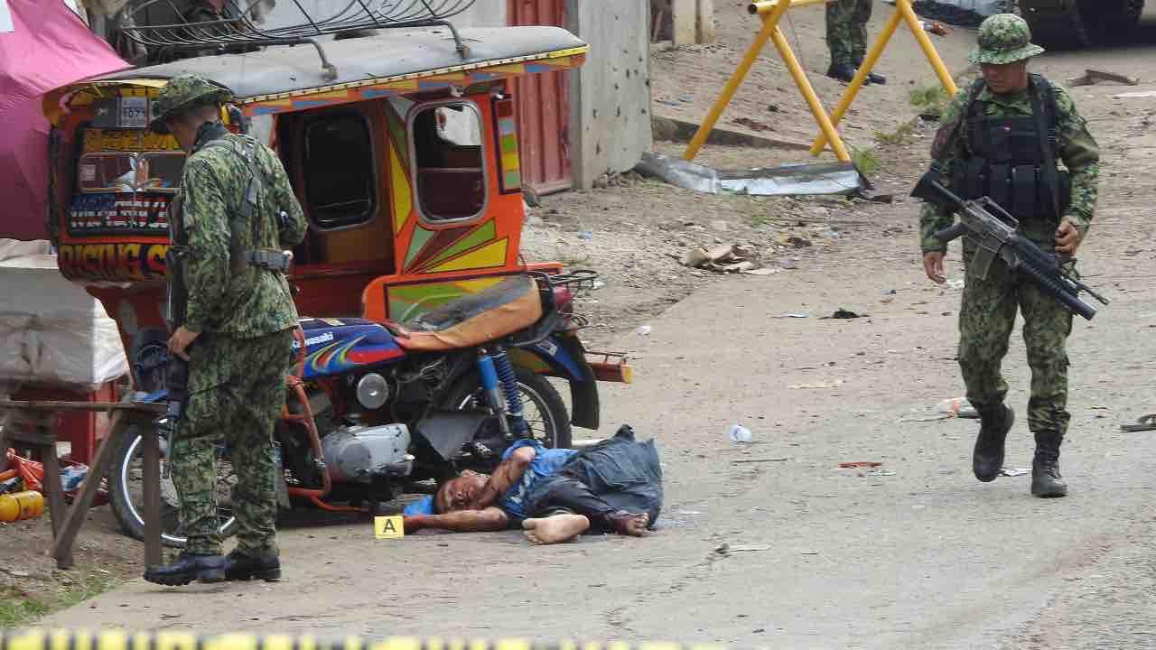 filippine attentato