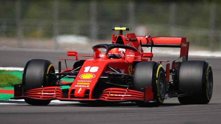 Formula 1, qualifiche GP di Silverstone: i risultati