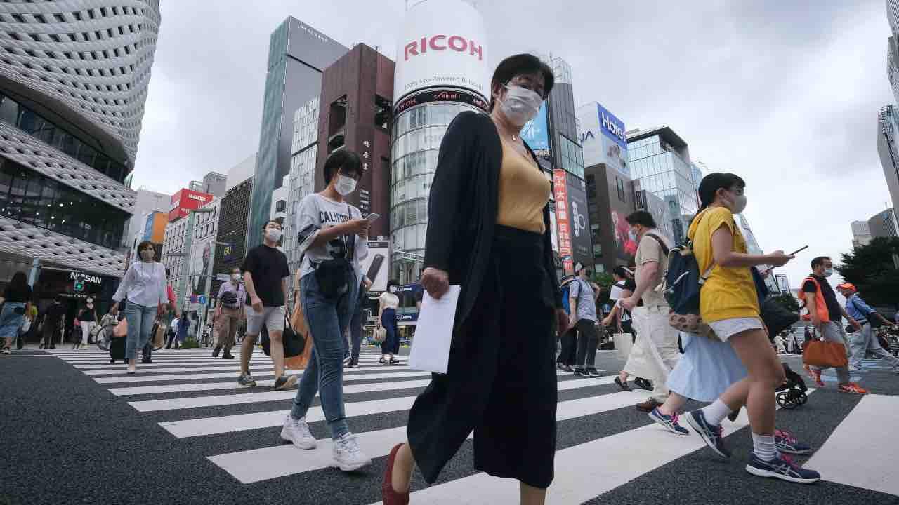 Giappone allarme suicidi