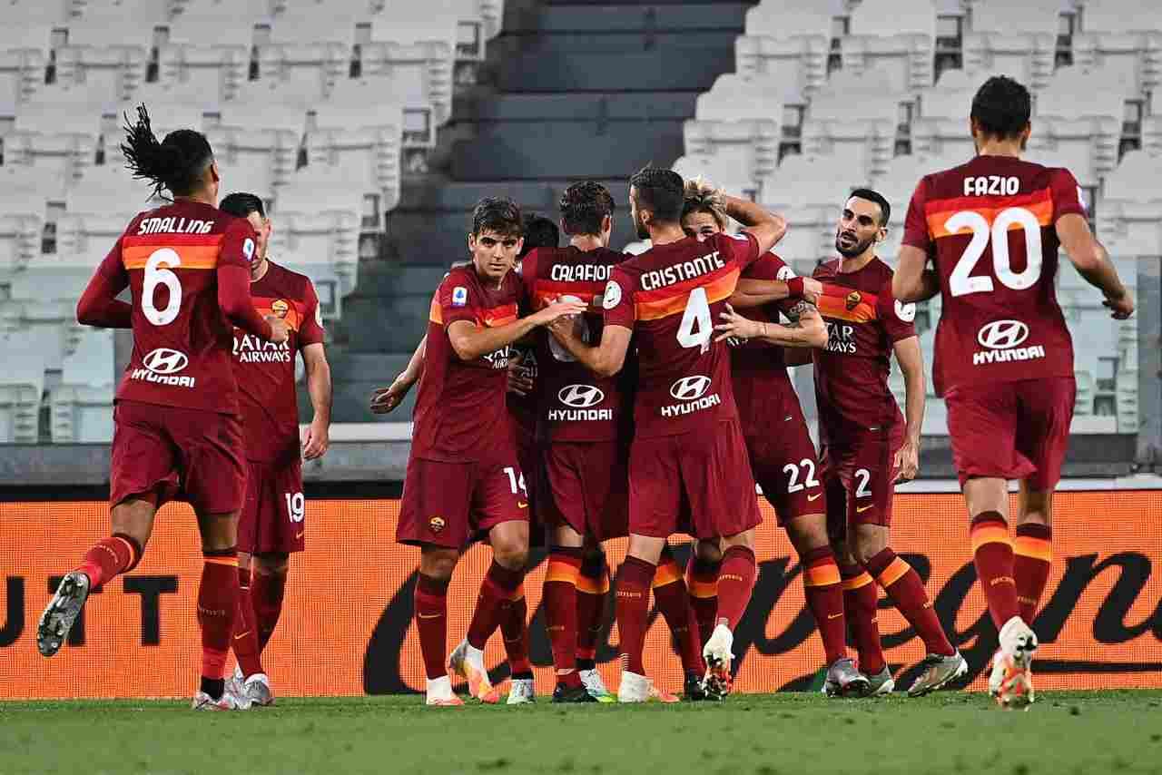 Napoli Roma streaming gratis