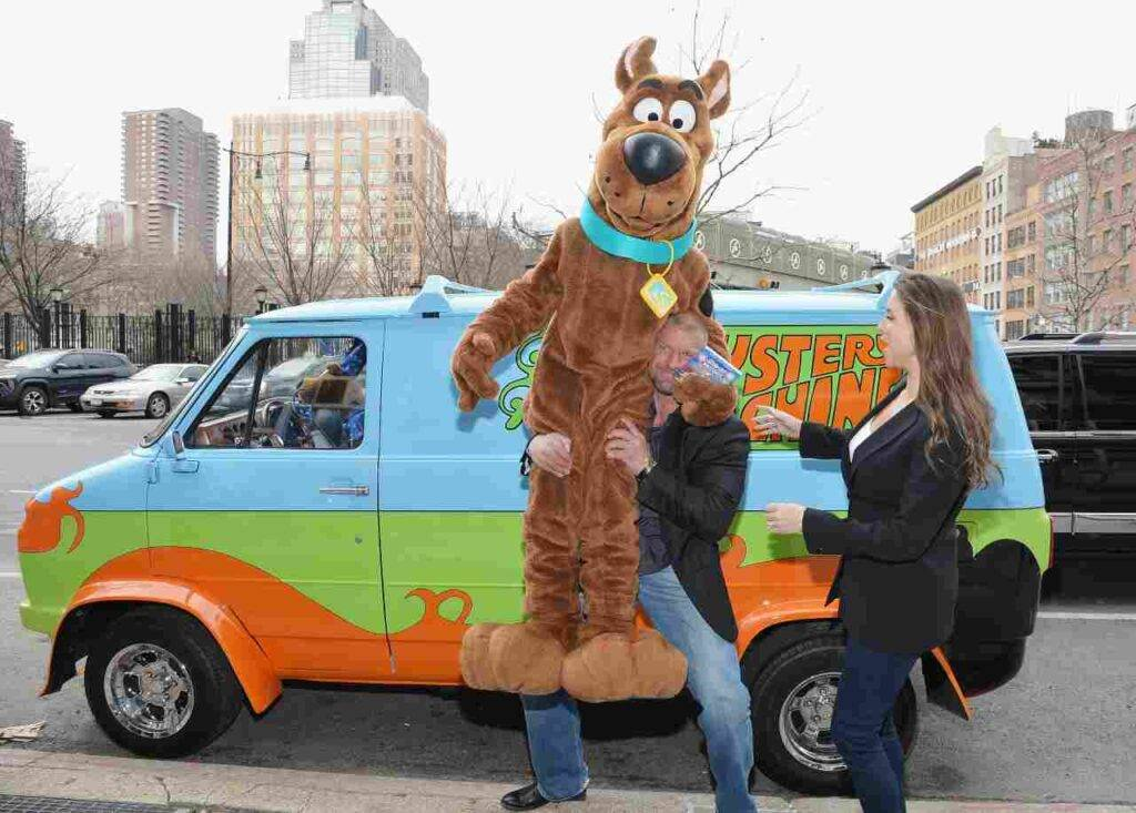 Scooby-Doo Joe Ruby