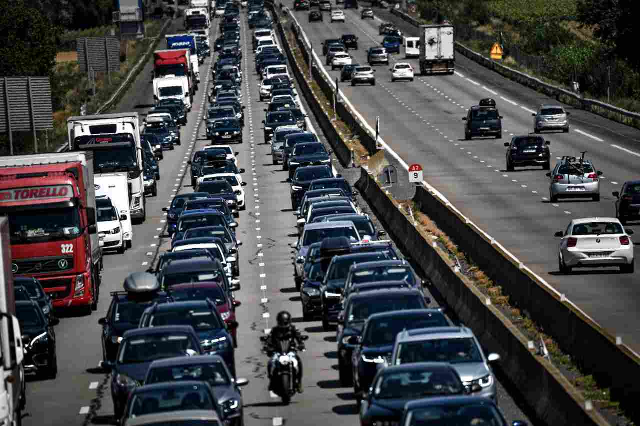 Traffico bollino nero