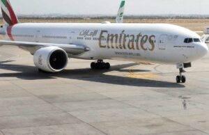 Fly Emirates compagnia aerea