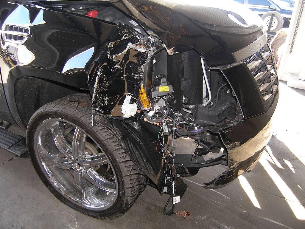 Incidente di auto