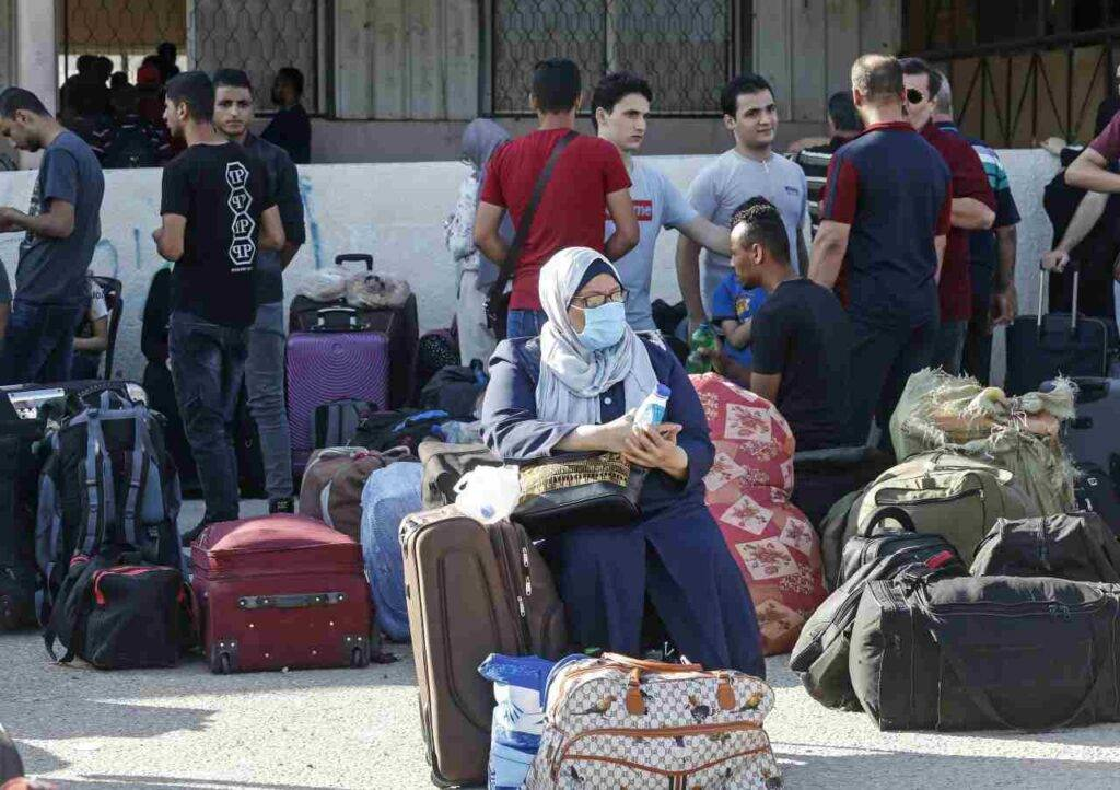 Contagi Gaza