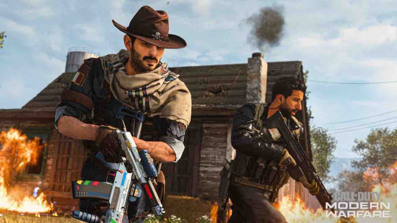 call of duty warzone metropolitana