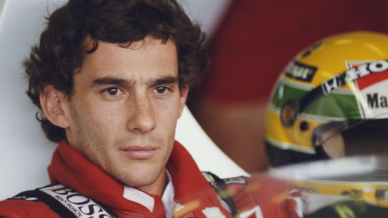 Ayrton Senna: Netflix dedicherà una serie al pilota di Formula 1