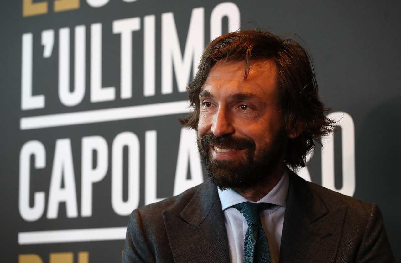Andrea Pirlo allenatore sexy