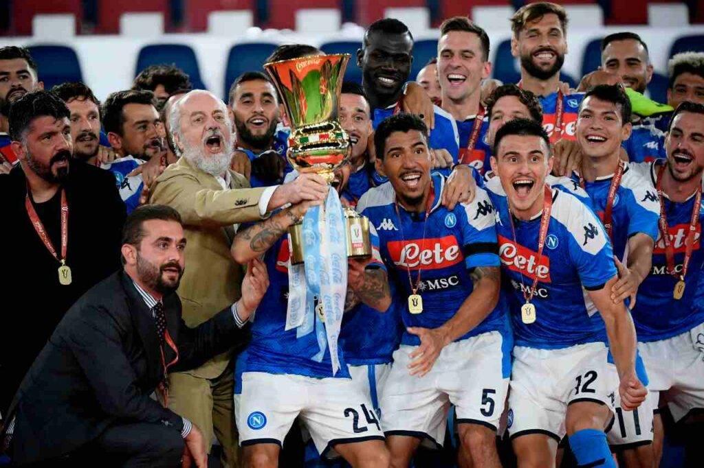 Cessione big Napoli