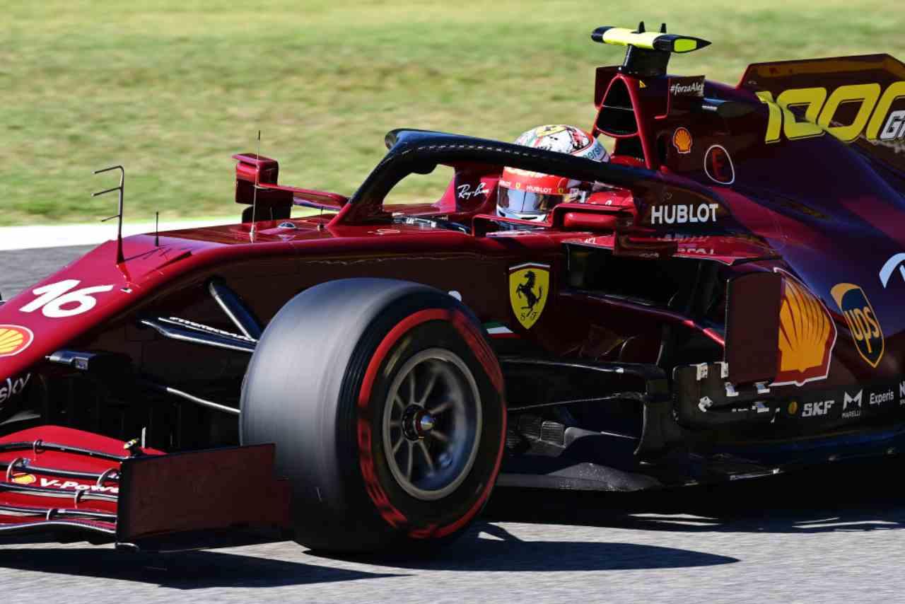F1 Mugello