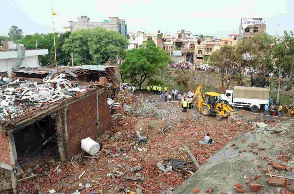 Incidente India