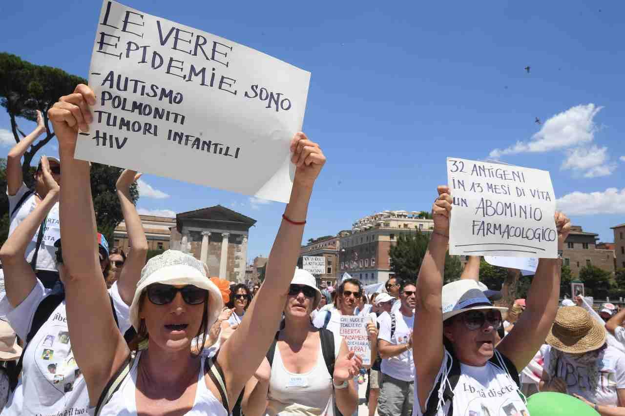 Roma no-vax