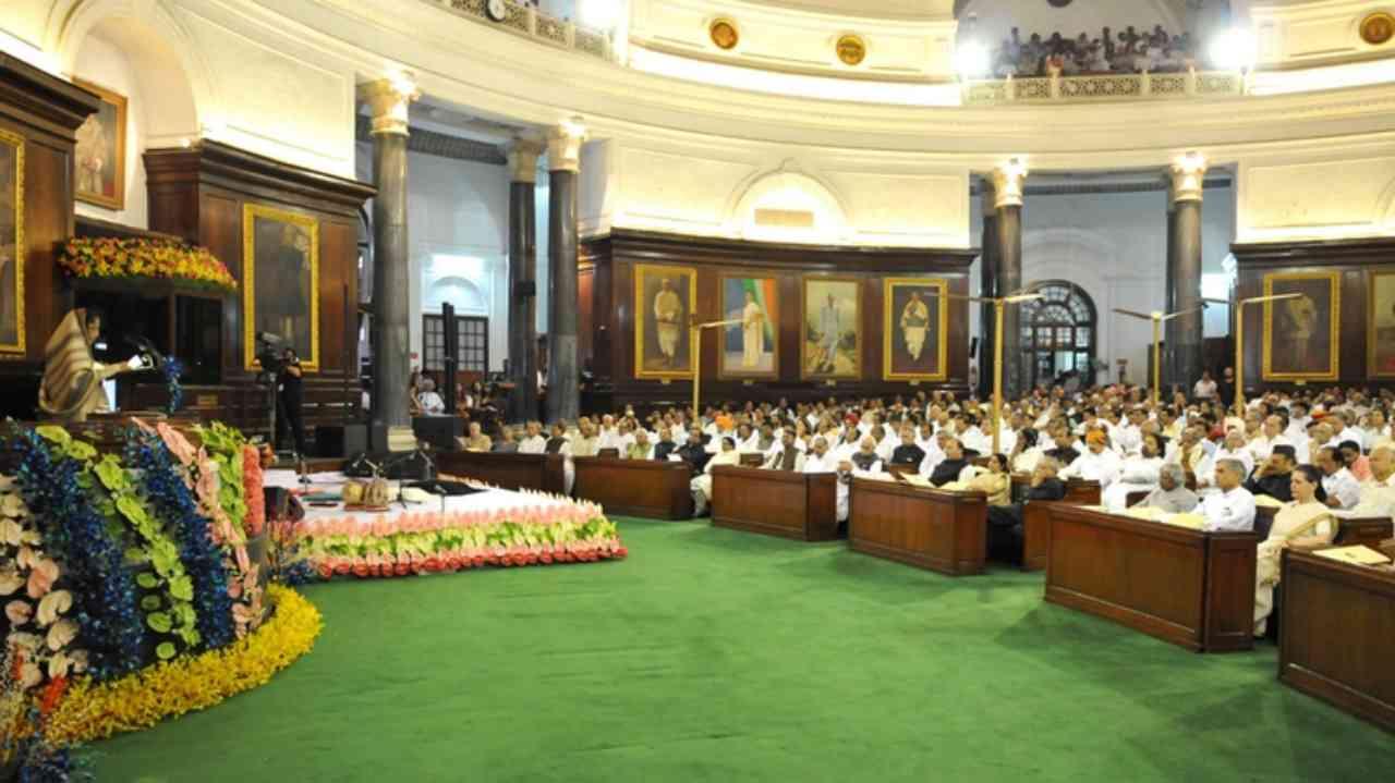 Parlamento India