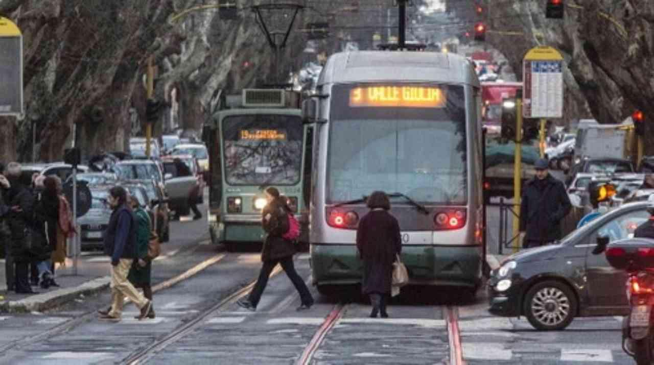 Tamponamento tra tram