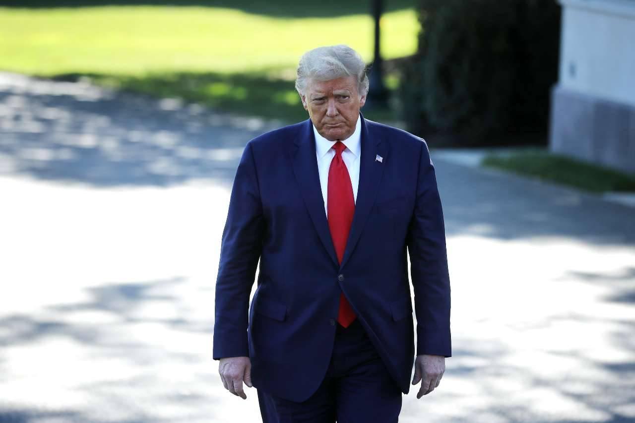Covid Trump