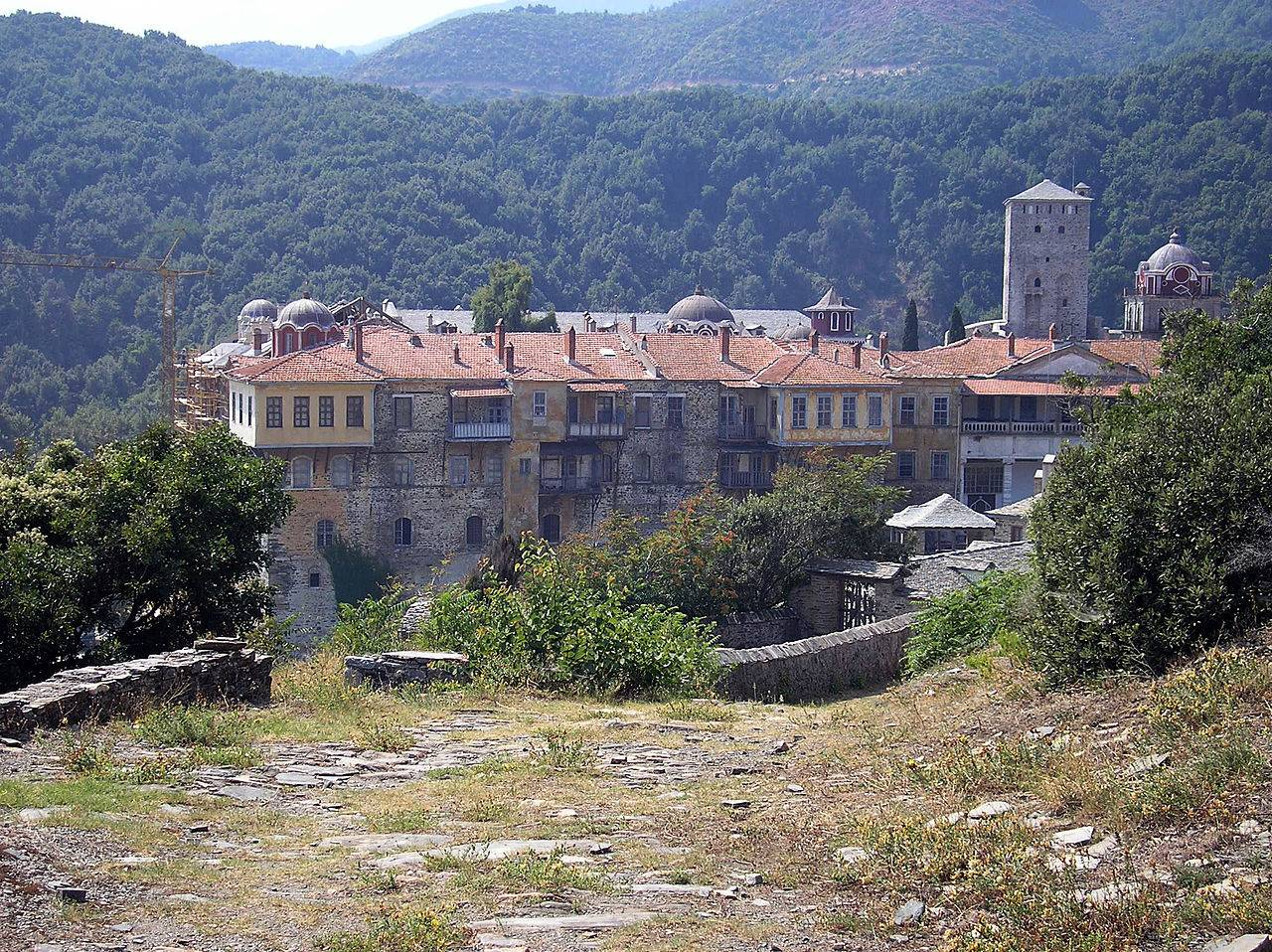 Monte Athos