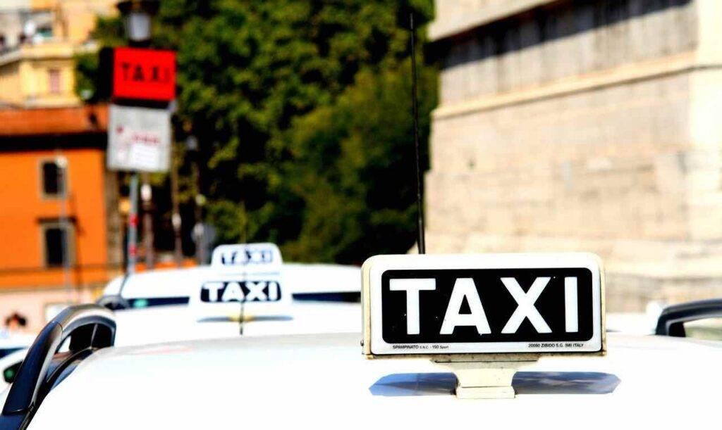 tassista roma arrestato