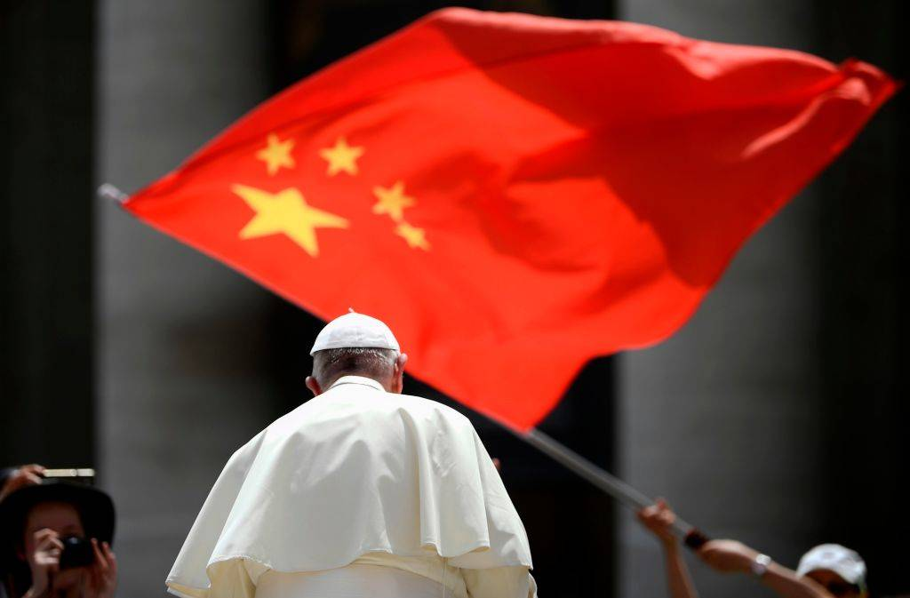 Vaticano Bandiera Comunista