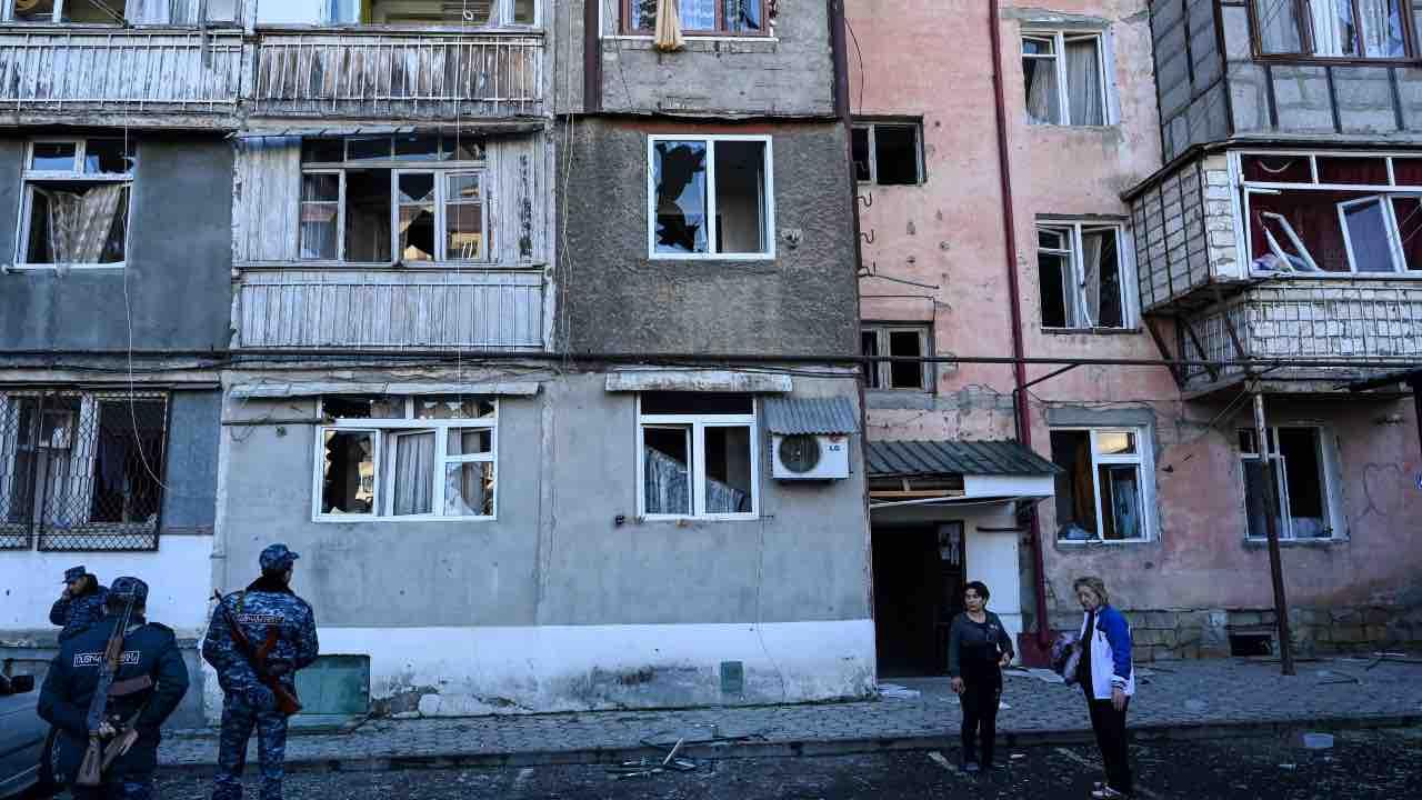 Scattato il cessate il fuoco tra Armenia e Azerbaigian
