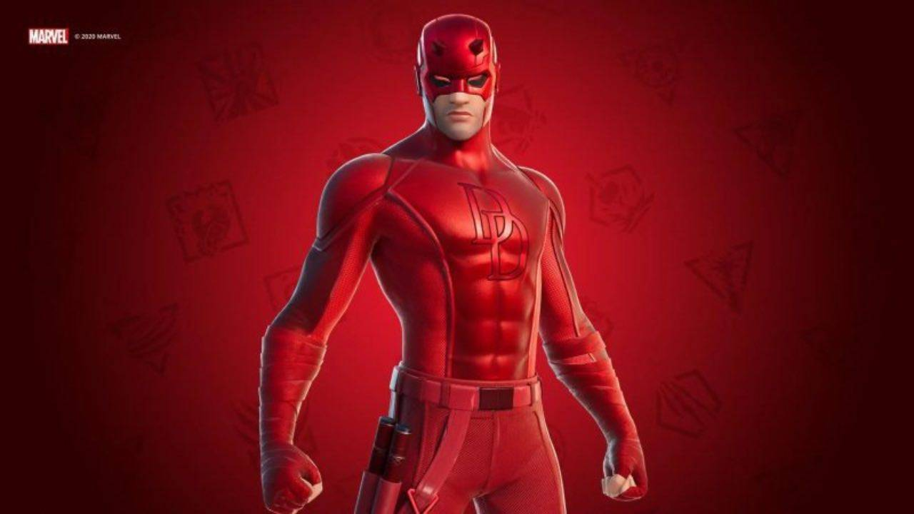 fortnite daredevil
