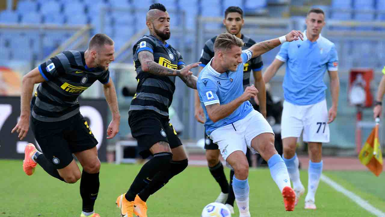 lazio-inter streaming gratis