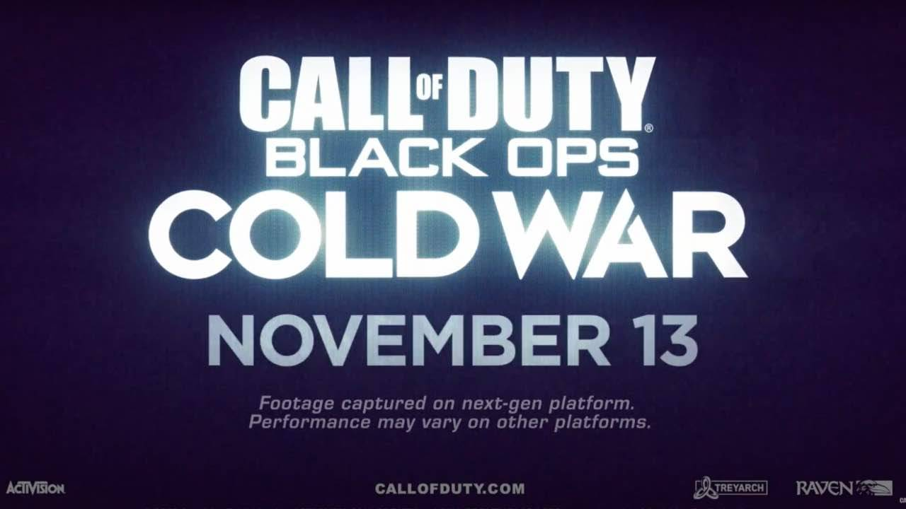 call of duty cold war beta