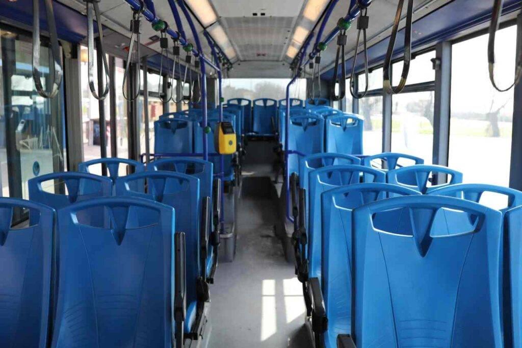 Aggredito conducente bus
