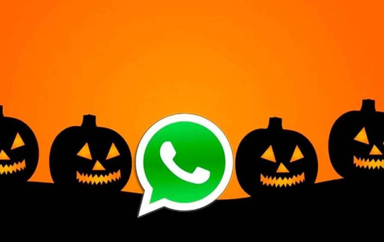 WhatsApp Halloween