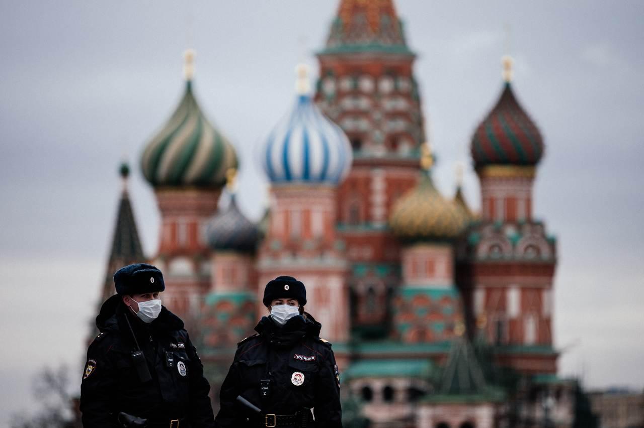 Russia Polizia