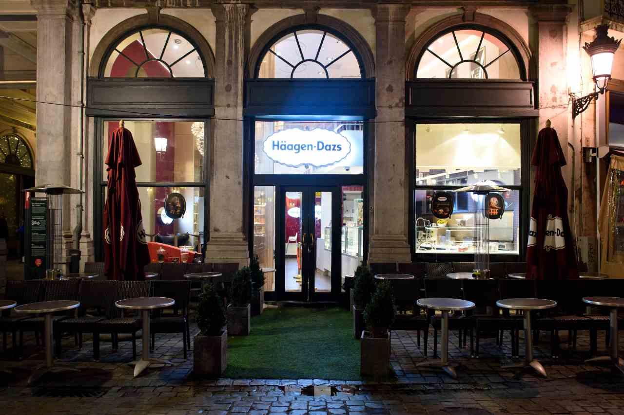 Bar e Caffè Bruxelles