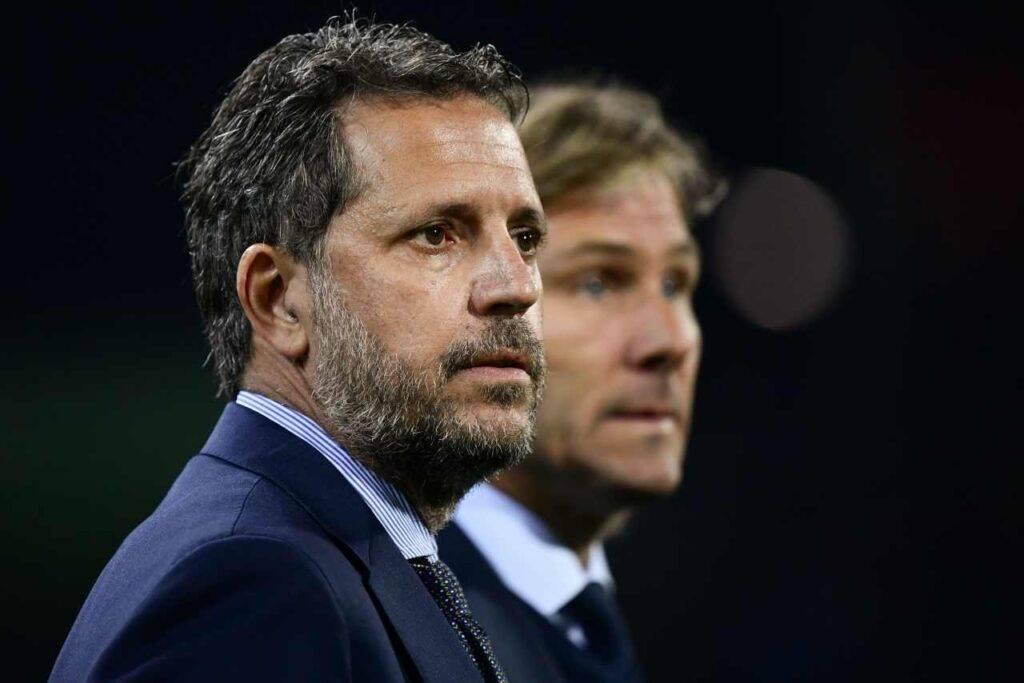 Roma, sfuma definitivamente Paratici: il dirigente confermato dal Cda della Juventus